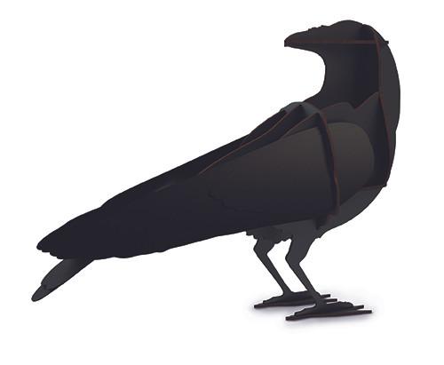 Raven_Gustav_Ibride_Aram Store_£95.00