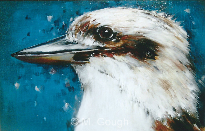Margot Gough Australian Artist