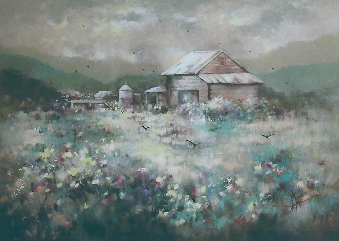 Margot Gough Artist