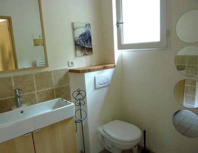 salle d'eau Lavande