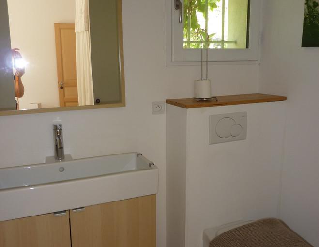 salle d'eau N°1
