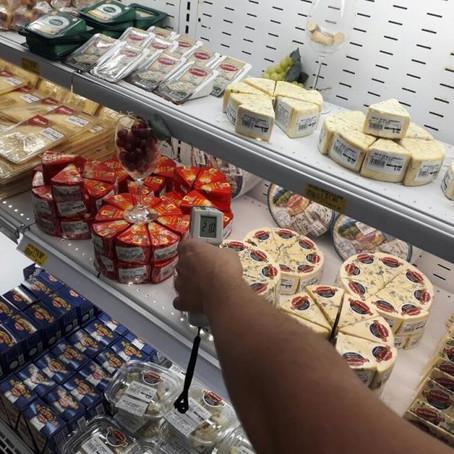 Procon divulga resultado de fiscalização nos supermercados da Capital