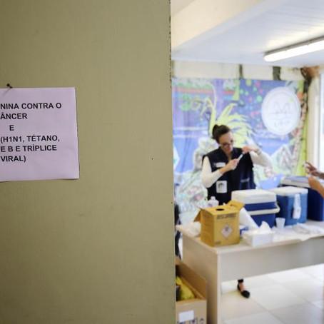 Mais de 12 mil pessoas são vacinadas no Dia D, em Florianópolis