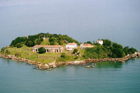 Fortaleza da Ilha de Anhatomirim