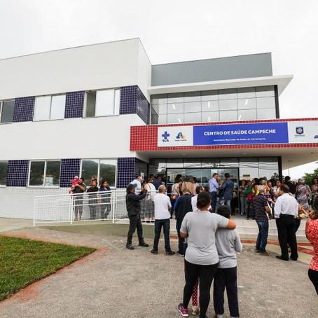 Prefeitura já investiu mais de R$ 5 milhões na infraestrutura da Saúde