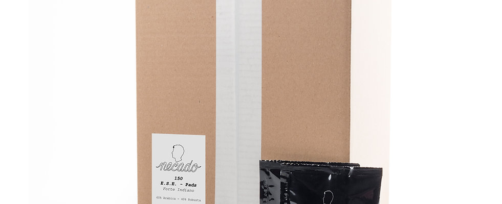 150 E.S.E. - Pads Forte Indiano - einzeln verpackt
