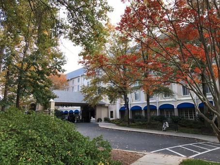 サンデーブランチ@Washington Duke Inn and Golf Club