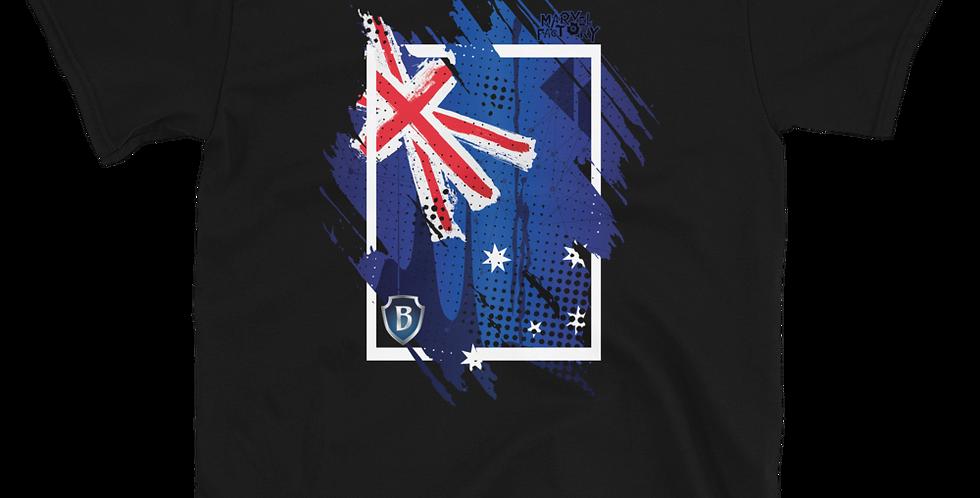 ItsPlanB Australia Wildfire Relief Short-Sleeve Unisex T-Shirt