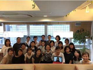 オクシイ株式会社にて研修をさせていただきました。