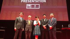 TEIJIN100周年記念イベント無事に終了