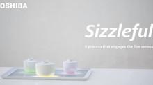 東芝 食育サポート「Sizzleful」