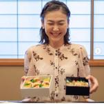 子どもの食卓✖️東京吉兆コラボ弁当!