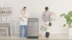 Hitachi Washing Machine - Concept Movie