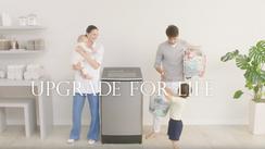Hitachi Washing Machine - Concept Movie