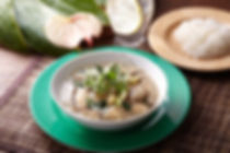 Shiitake & Coconut Milk Thai Curry recipe