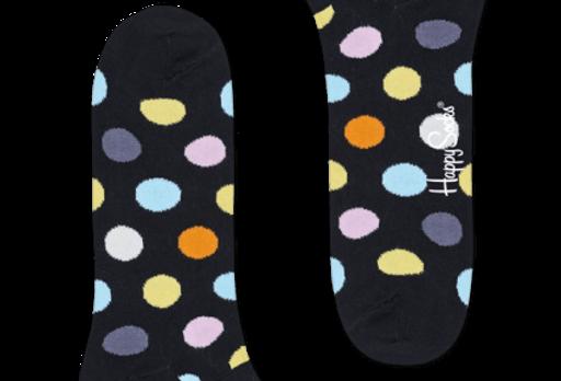 Big Dot Low Socks