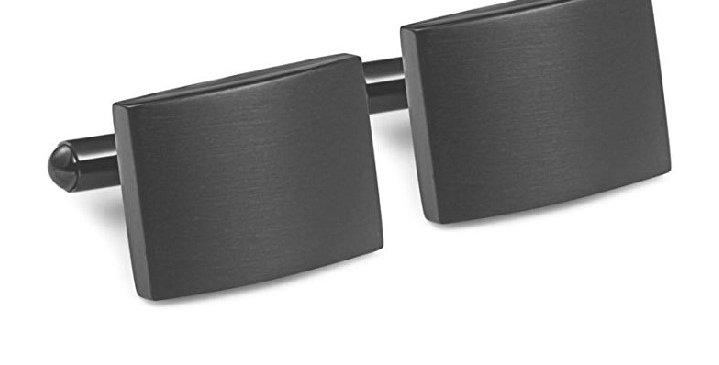 Fibo Steel Stainless Steel Classic Cufflinks