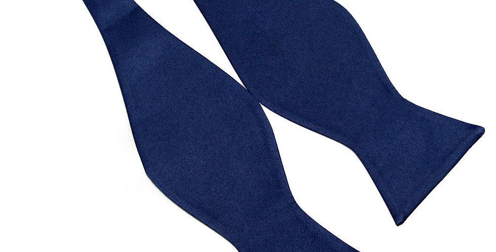 Solid Silk Blue