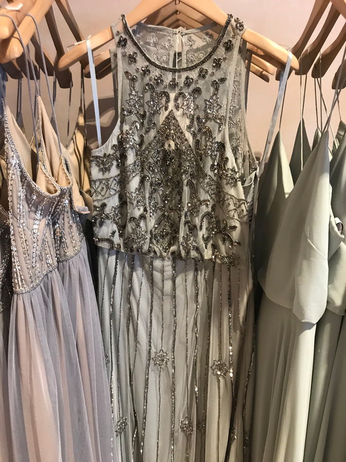 Anthropology 2018 Wedding Dress Collection