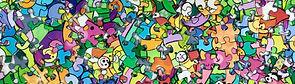 Puzzles theme by Chris Davenport Dok