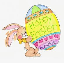 Chris Davenport Dok Happy Easter