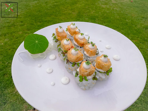 Tempeh roll 8Pc (vegan)