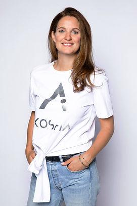 Alexandra Bedoret, créatrice de Kosha, marque de vêtements de sport éthiques pour femmes