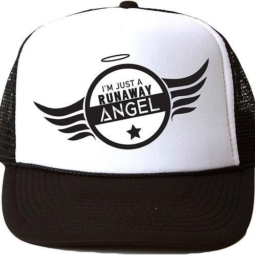 'Just A Runaway Angel' Trucker Hat