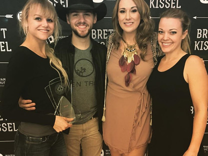 Pinch Me- We Opened for Brett Kissel!