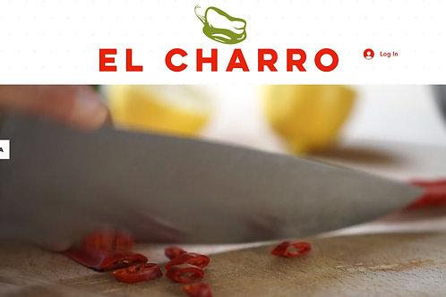 El Charro Site Commitments