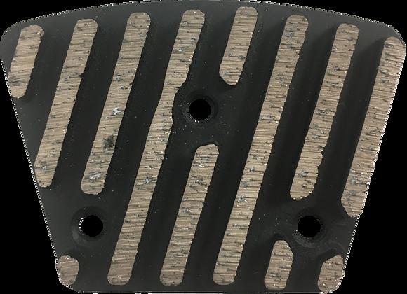 Stripped Thin Segment