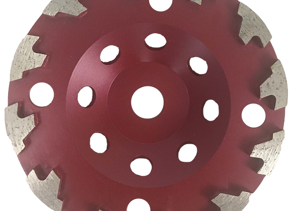 T-Seg Cup Wheel