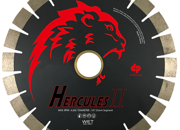 Hercules II Blade - DPH25