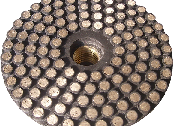 Metal Dot Floor Pad
