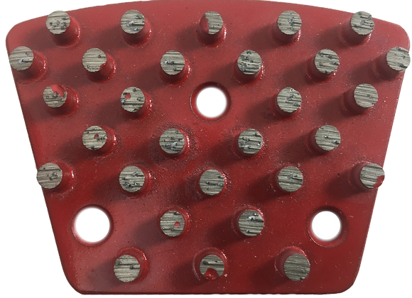 Small Dot Vacuum Brazed Shoe
