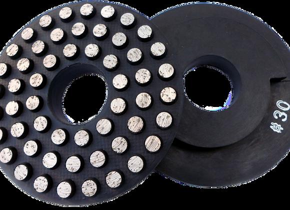 Metal Dot Snail Lock