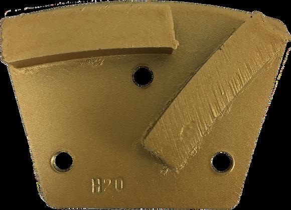 Gold H20 Segment