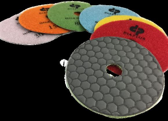 Premium Dry Polishing Pads