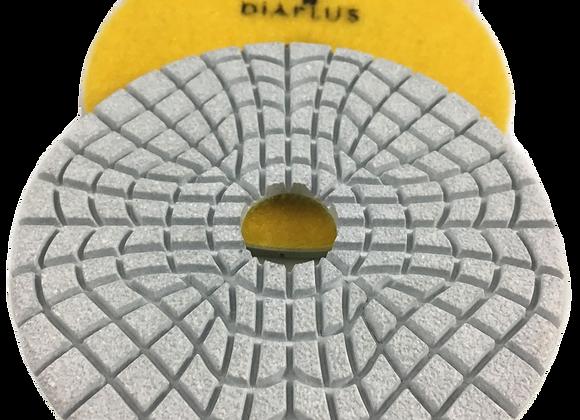 3 Step White Premium Pads
