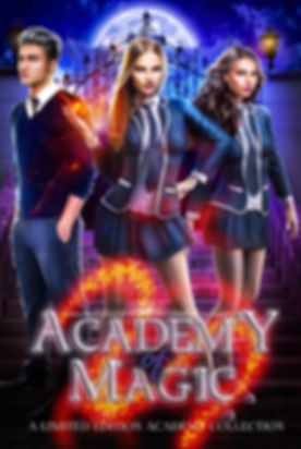 Academy of Magic Cover