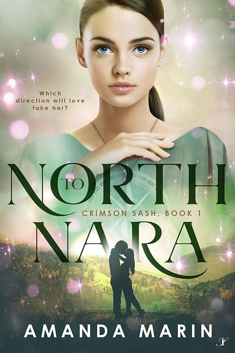 North to Nara (Crimson Sash, Book 1)