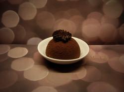 French Chocolate Hazlenut Entremet