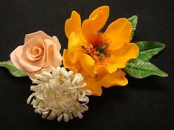 Hand Made Flowers of Sugar