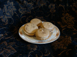 Cappuccino French Macarons