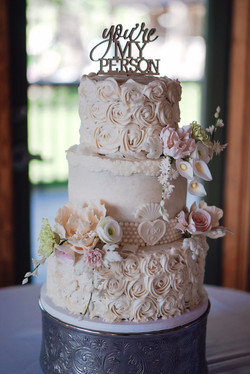 Wedding Caked -Custom ordered