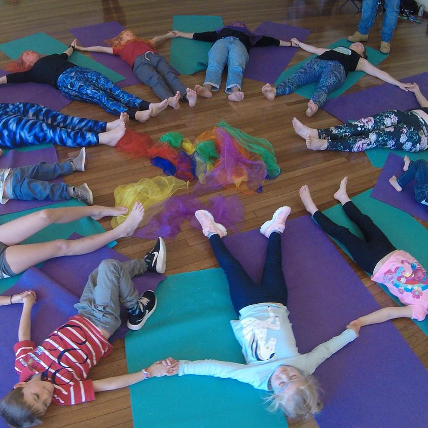 February Family Yoga Session