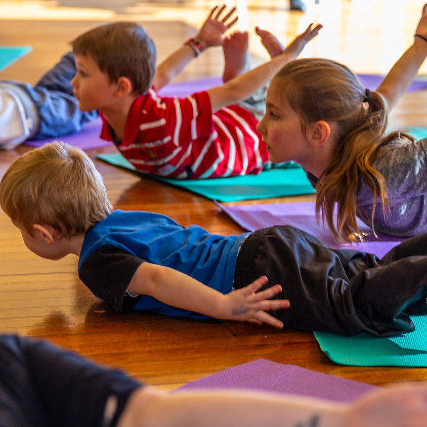 Yoga at  Cambrai Early Learning Centre - Term 1