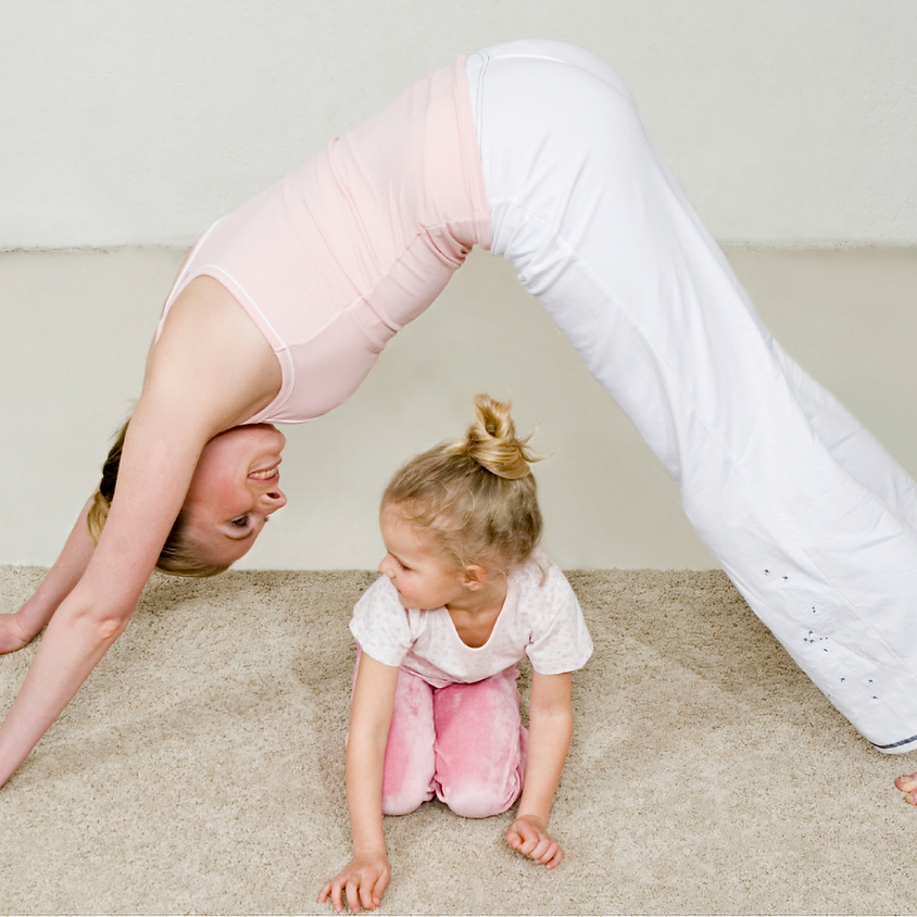 Pre-School Yoga Sessions