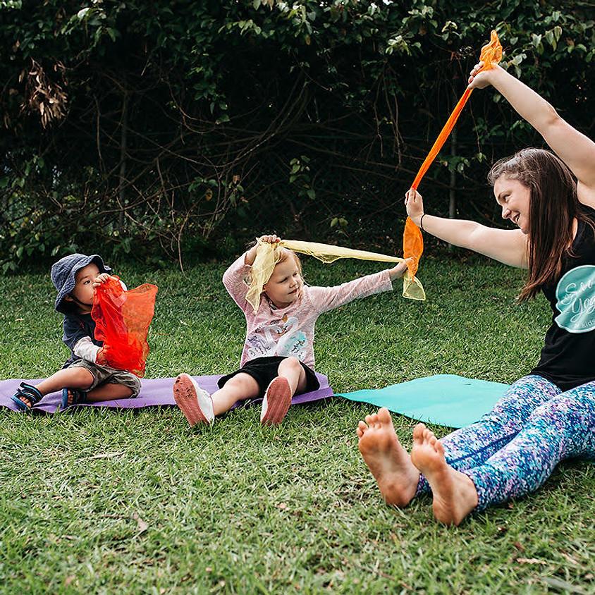 Yoga at Anchorage - Term 3