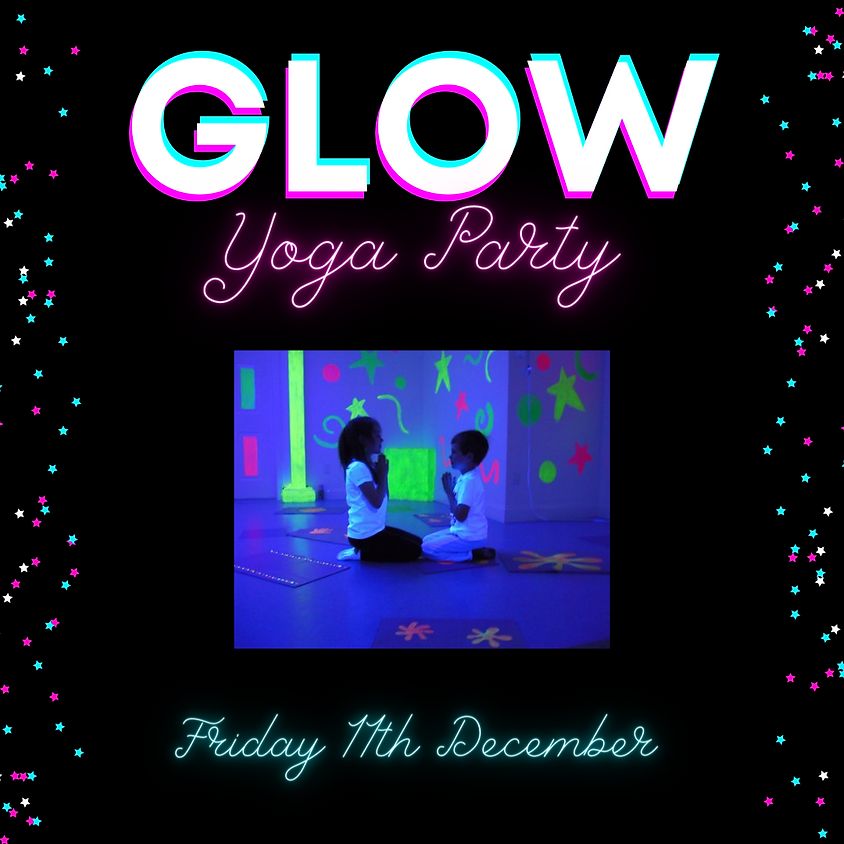 End of Year Glow Yoga Party
